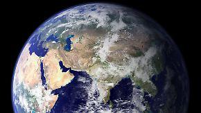 Gute Nachricht des Tages: Forscher messen Erdumdrehung mit Laser