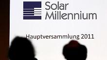 Düstere Aussichten: Solarpleite trifft Tausende Anleger