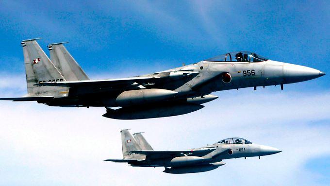 Die USA rüsten ihre Verbündeten in Nahost auf.