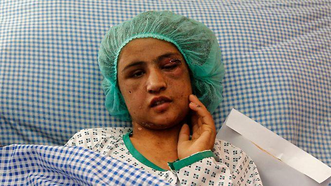 Gul wird derzeit in einem Kabuler Krankenhaus behandelt.
