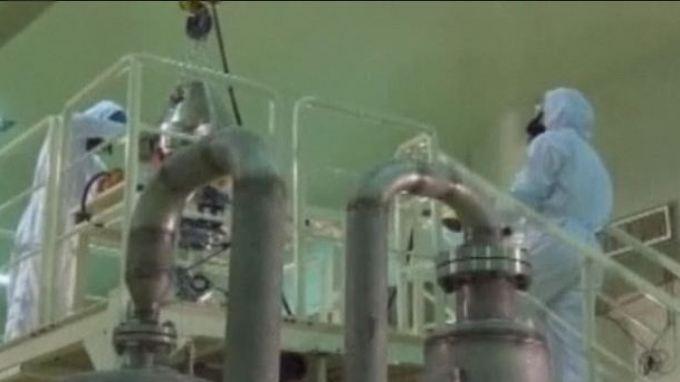 Provokation im Atomstreit: Iran testet ersten eigenen Brennstab