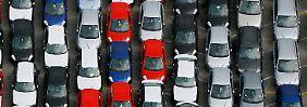 Neuwagen verkaufen sich in Spanien nicht mehr so gut.