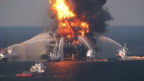 Explosion der Deepwater Horizon: BP verklagt Halliburton erneuet