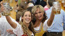 Die Wiesn: das größte Volksfest der Welt.