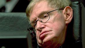 Pay-TV Geo Television startet: Stephen Hawking gewährt Einblicke in sein Leben