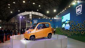 RE 60 soll Tatas Nano Konkurrenz machen.