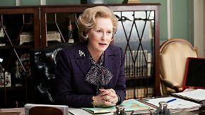 """Umstrittener Film über Thatcher: """"Iron Lady"""" feiert Kinopremiere"""