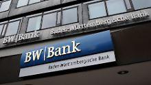 Die BW-Bank gewann einen prominenten Privatkunden. Das änderte aber nichts am Prozedere.