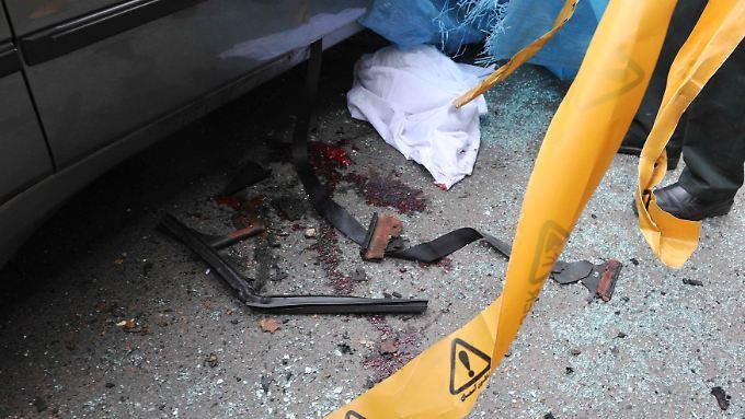 Iran beschuldigt Israel: Autobombe tötet Atomforscher