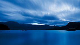 Norwegens Fjorde sind nicht nur ein Paradies für Angler.