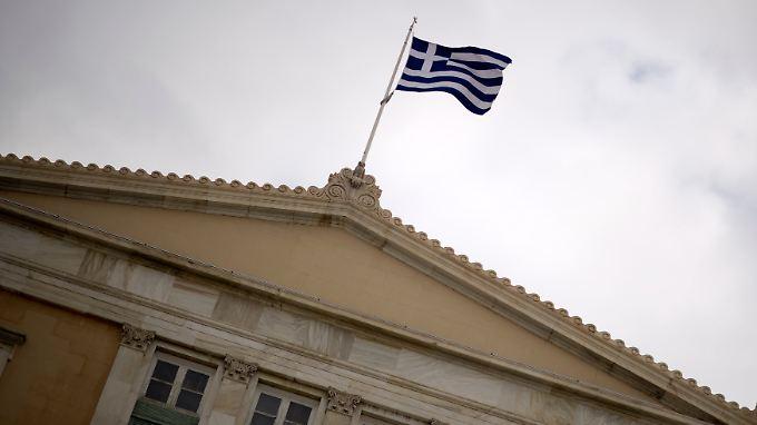 Die finanzielle Lage Griechenlands verschlechtert sich weiter.