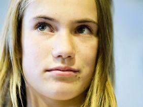 Laura Dekker (Archivfoto von 2009).