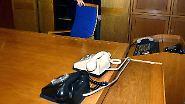 Stasi-Mief und schlechter Geschmack: Ein Besuch in Mielkes Büro
