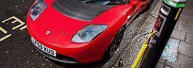 Der Tesla Roadster wird nicht mehr gebaut.