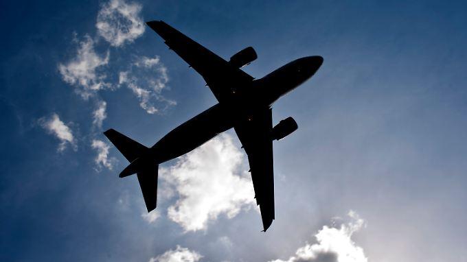 """""""Come fly with me"""": Der Flugverkehr brummt."""