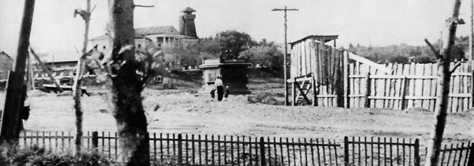 Tausende Russlanddeutsche aus dem Norden Russlands waren in einem Gulag interniert.