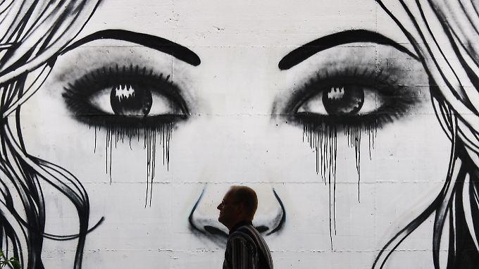 Augen sagen manchmal mehr als Worte.