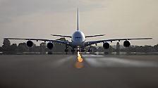 Haarrisse in den Tragflächen: Der Riesenjet A380