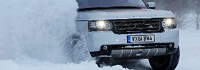 Die Achtgang-Automatik aus dem Range Rover  hält jetzt auch im Sport und im Discovery Einzug.