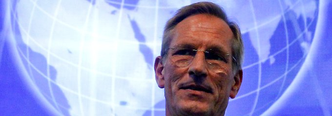 Unter Beobachtung: Allianz-Chef Michael Diekmann.