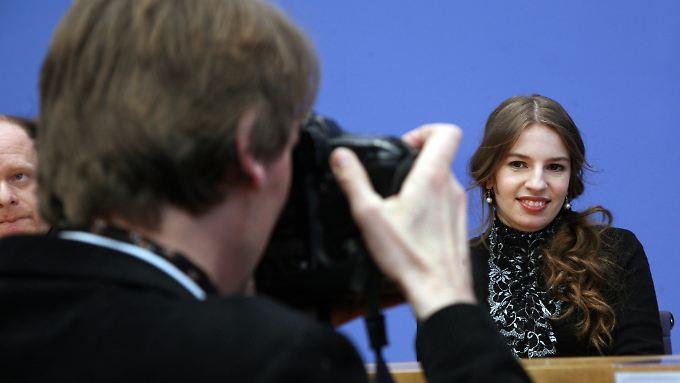 Marina Weisband war bisher das Aushängeschild der Piratenpartei.