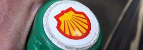 Mehr als 50 Prozent: Shell-Gewinn sprudelt