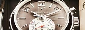 Patek Philipp: nicht ganz billig. Aber Chinesen iieben Schweizer Uhren.