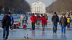 Von Plön bis zum Bodensee: Extremfrieren in Deutschland