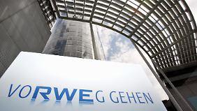 Neuer Chef mit großen Zielen: RWE will Sparkurs verschärfen