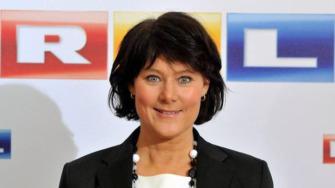 RTL-Deutschland-Chefin Schäferkordt soll künftig die RTL Group mitleiten.