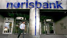 Norisbank wird Internetbank: Deutsche Bank schließt Filialen