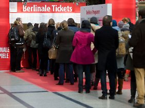 Großer Pluspunkt: Die Nähe zum Publikum, das weiterhin in die Kinosäle der Berlinale strömt.