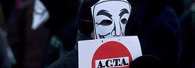 Der Unmut über ACTA ist weit verbreitet.