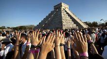 Wer vor der Pyramide von Kukulkan in Chichen Itza in die Hände klatscht, hört als Echo einen Vogel. Echos waren im Altertum ein beliebtes Mittel, um Untertanen zu beeindrucken und zu manipulieren.