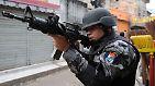 Drogenkrieg eskaliert: Ausnahmezustand in Rio