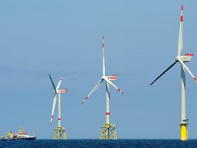 Offshore windpark probleme