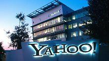 Yahoo strahlt wieder