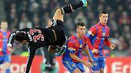 Basel bestraft Münchner Schwächen: FC Bayern stolpert, Hoeneß wütet