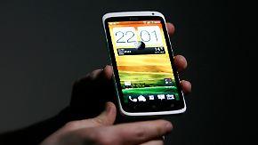 Sony ohne Ericsson in Barcelona: HTC zeigt Vierkern-Handy