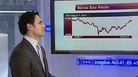 n-tv Zertifikate: Brasilien im Depot