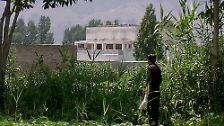Abriss in Abbottabad: Über Bin Ladens Versteck soll Gras wachsen