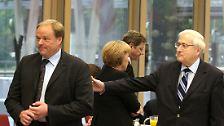 Fehlt noch ein FDP-Minister.