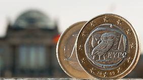 Denkzettel für Merkel: Bundestag billigt Griechenlandhilfe