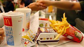 Auch McDonald's wurde lange von Sparboe beliefert.