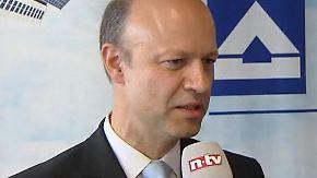 """Hochtief-Chef Stieler im Interview: """"2011 war kein gutes Jahr"""""""