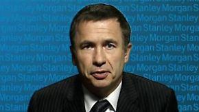 Geldanlage-Check: Hans Redeker, Morgan Stanley