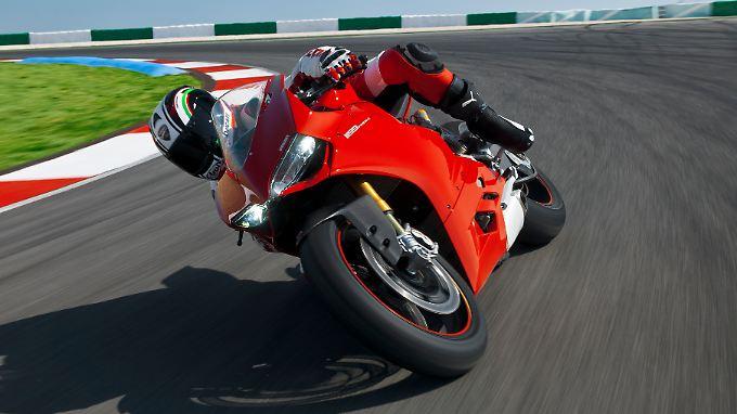 In der Kategorie Sportler konnte sich die 1199 Panigale von Ducati durchsetzen.