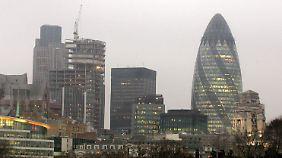 Sichere Geldanlage: Griechen kaufen Londoner Immobilien