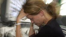 Durchhänger, Burnout oder Tumor?: Erschöpfungszustände sollte man abklären