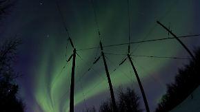 Gestörte Navigationssysteme: Magnetwellen schießen durchs All